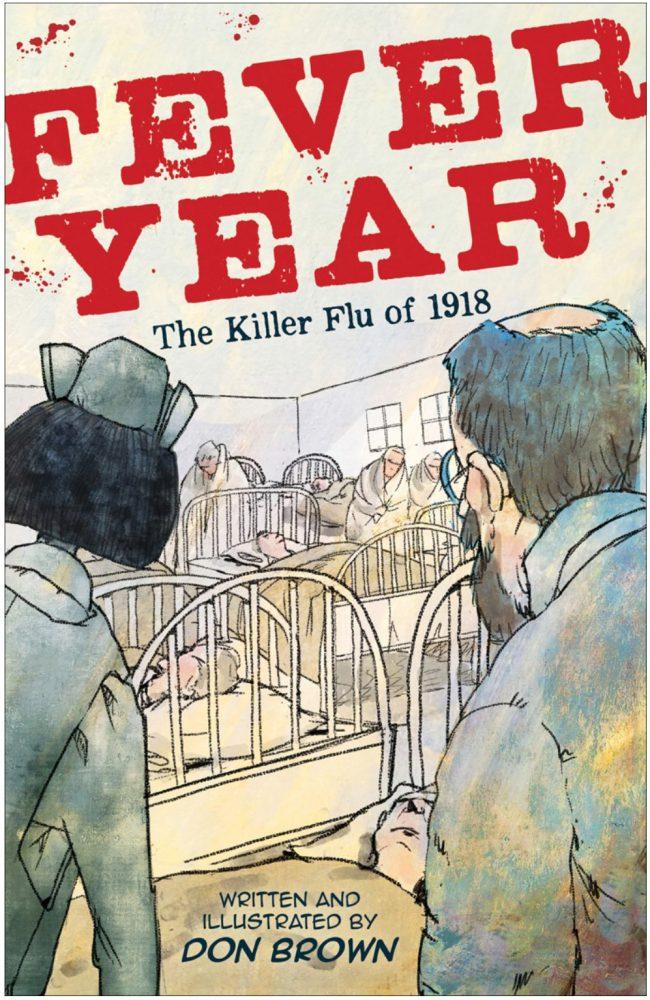 ドン・ブラウン『熱病の年 1918年のパンデミック』(2019、未訳)