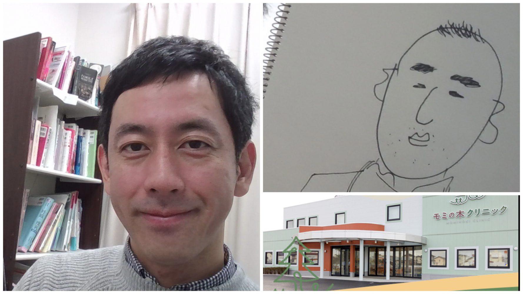 福井 謙さん